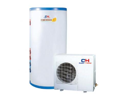 Тепловые насосы  Для горячего водоснабжения  Тепловой насос серии GRS-C7.2/A-K