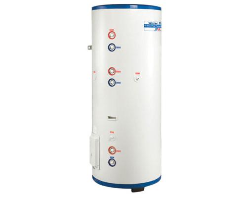 Тепловые насосы  Для горячего водоснабжения  Бак для нагрева воды  Бак для нагрева воды серии SX150LC/B-K