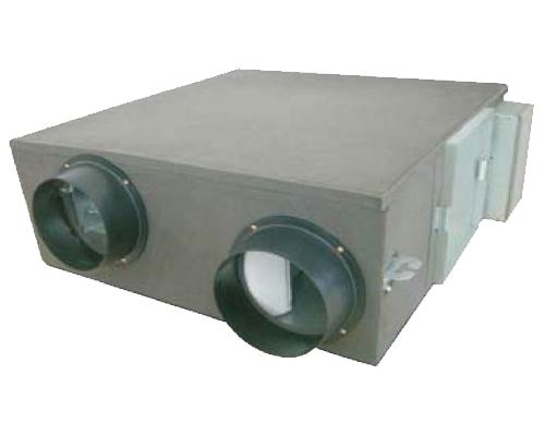 Приточно-вытяжные системы с рекуператором  Приточно-вытяжная система с рекуператором FHBQ-D5-K