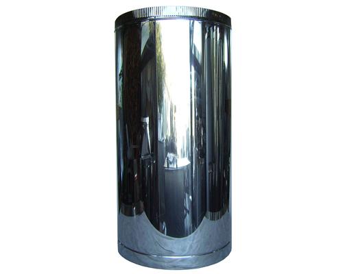 Жестяные изделия нержавейка    Круглые воздуховоды  Воздуховод круглый 0.25м нержавейка