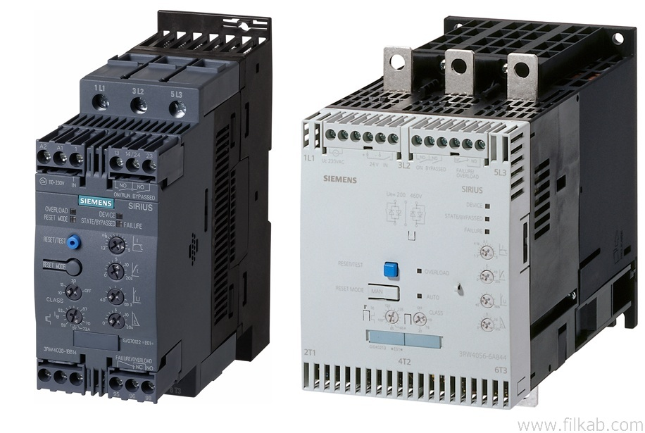 Devices of smooth start up and stop of siemens sirius 3rw for devices of smooth start up and stop of siemens sirius 3rw for control of standard 3 phase engines freerunsca Gallery