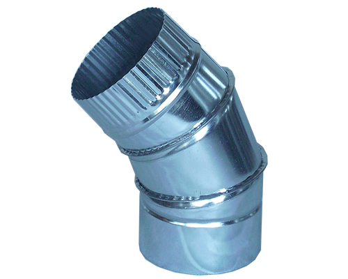 Отводы    Отвод 45 0,5мм   нержавейка