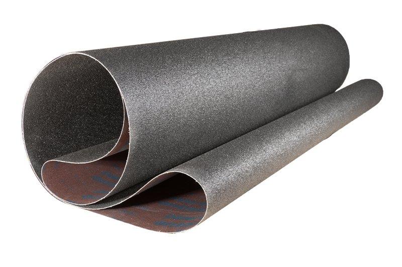 Buy Sanding belts 1320x2620, 930x1900, 1100x2150, 120x8200, 120x1890.