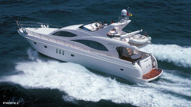Buy Majesty 66 yach