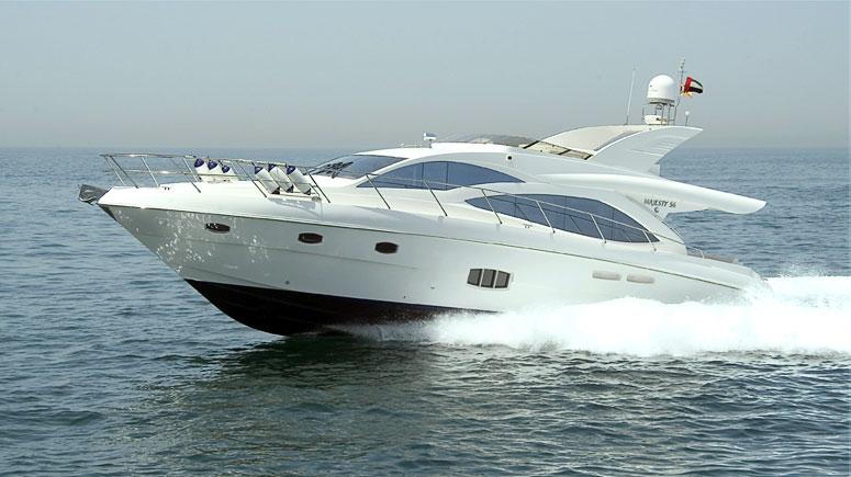 Buy Majesty 56 yach