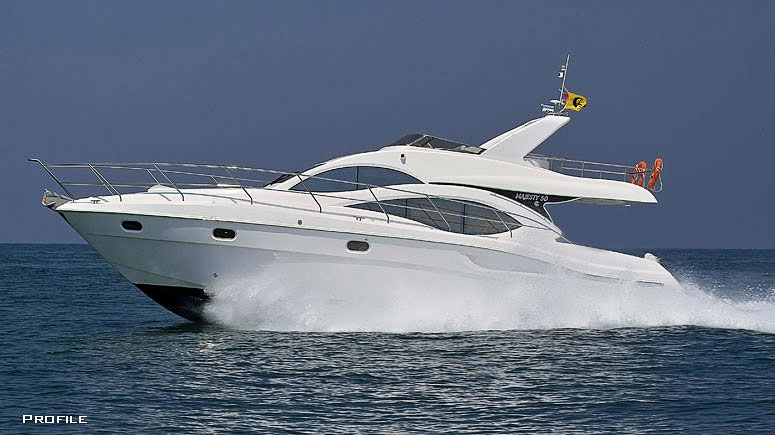 Buy Majesty 50 yach