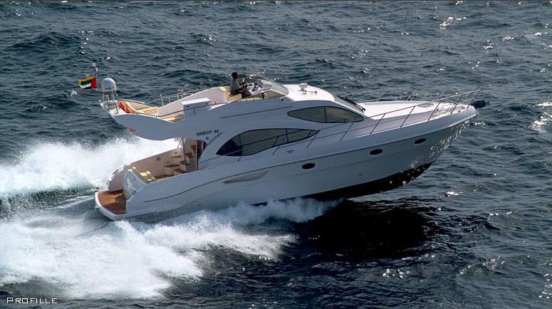 Buy Majesty 44 yach