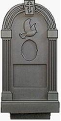 Формы для памятников из АБС и ПВХ, стеклопластиковые формы. Стелла № 11