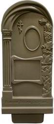 Формы для памятников из АБС и ПВХ, стеклопластиковые формы. Стелла № 16