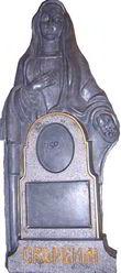 Формы для памятников из АБС и ПВХ, стеклопластиковые формы. Стелла № 20