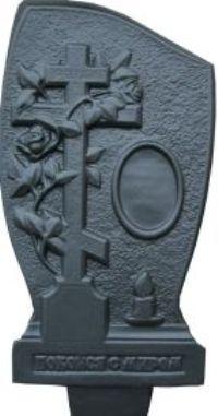 Формы для памятников из АБС и ПВХ, стеклопластиковые формы. Стелла № 22
