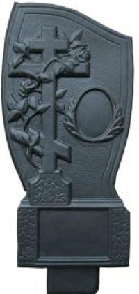 Формы для памятников из АБС и ПВХ, стеклопластиковые формы. Стелла № 23