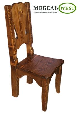 """Semi-antique chairs, Chair """"Cardinal"""