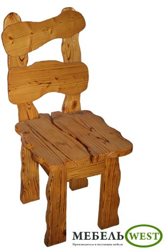 """Semi-antique chairs, Chair """"Bear"""
