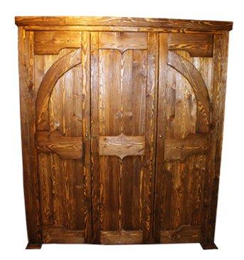"""Мебель для дома, Шкаф под старину """"Изольда"""""""