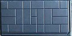 Купити Форми для виготовлення плит під пам'ятники. Плита під пам'ятник 1.4