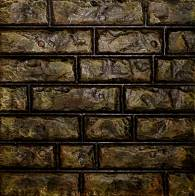 Формы для изготовления фасадной плитки. Фасад №8 Кирпич колотый