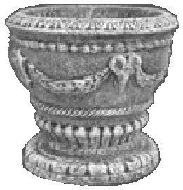 Формы стеклопластиковые для малой архитектуры. Форма вазы Кубок