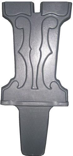 Формы стеклопластиковые для малой архитектуры. Форма ножки стола