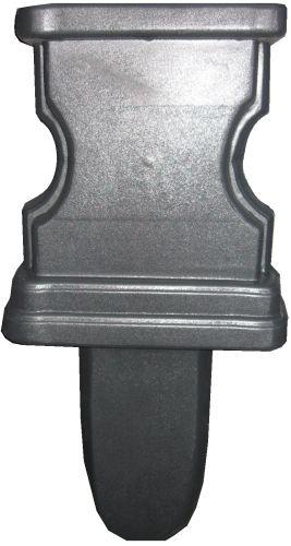 Формы стеклопластиковые для малой архитектуры. Форма ножки скамейки