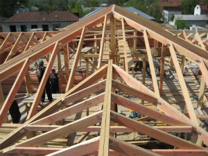 Купить Стропила ломаной крыши