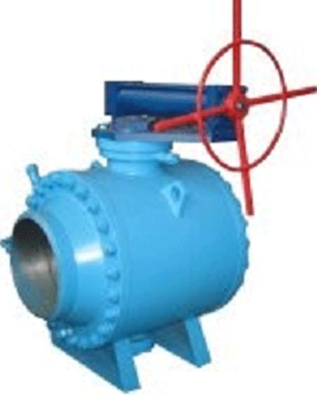 Купить Кран шаровой c обогревом ВКМ.О-DN-PN для рабочих сред с температурой до 350°С.