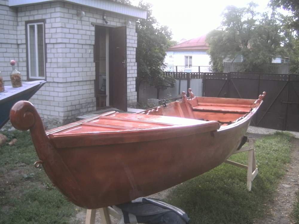 лодка из влагостойкой фанеры своими руками