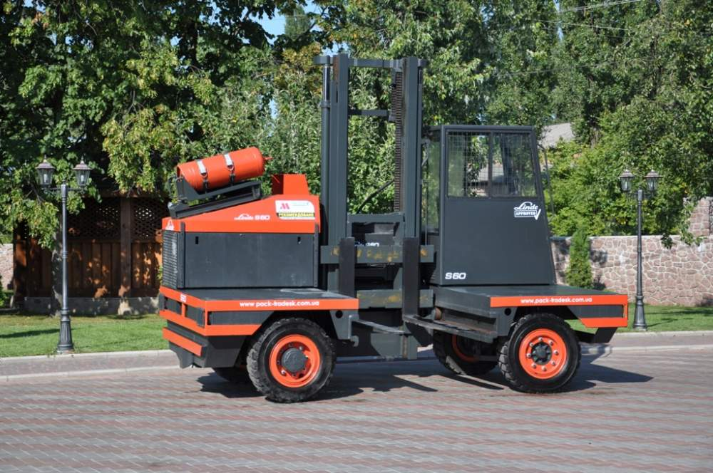 Buy Side loader Linde S 60