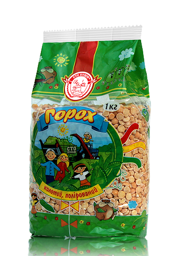 Buy Split peas shelled, 1 kg