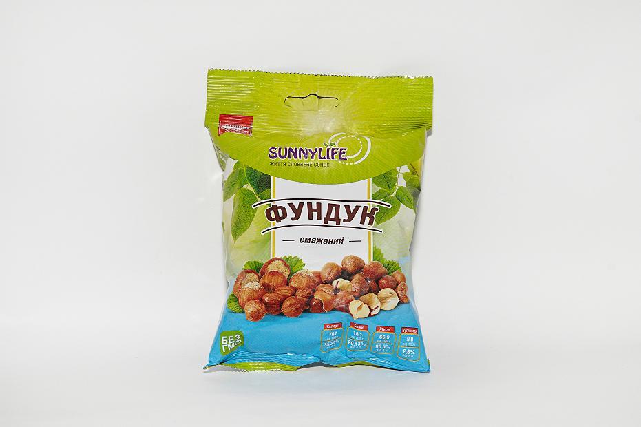 "ТМ ""SunnyLife"" фундук"