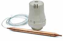 Термоголовка с выносным датчиком Comisa
