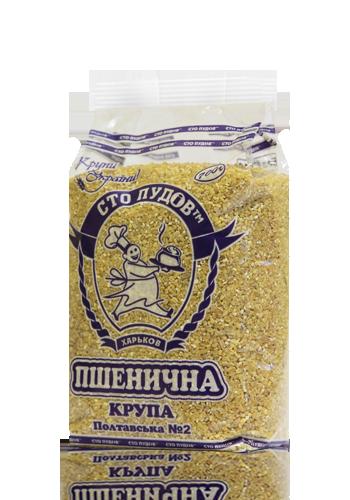 Крупа пшеничная Полтавская №2,3 700 г