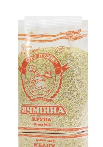 Buy Peeled barley groats № 2, 700 g