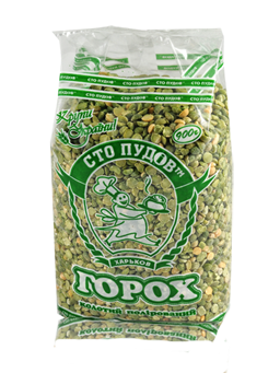 Buy Crushed shelled green peas, 900 g