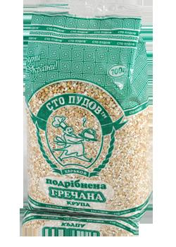 Buy Crushed unroasted buckwheat, 700 g