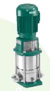Купить Насосы центробежные высокого давления вертикальные Wilo MVI