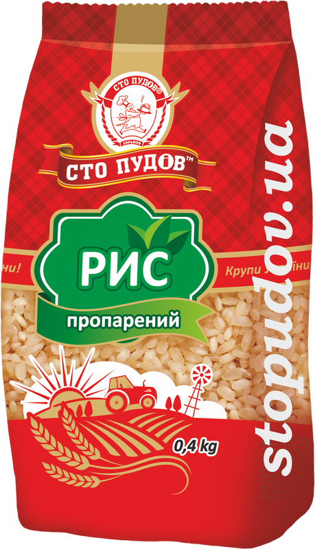 Buy Paraboiled rice, 400 g