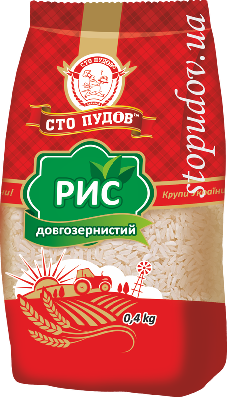 Buy Long grain rice, 400 g