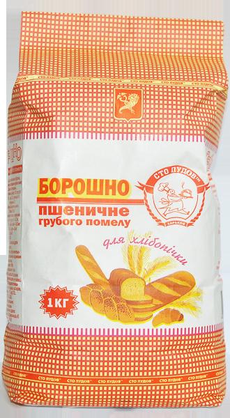 Buy Wheat flour, coarse ground