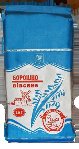 Купить Мука овсяная 1 кг