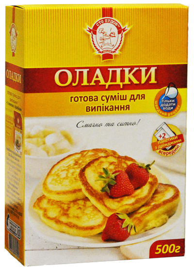 Buy Pancakes, instant mix for baking