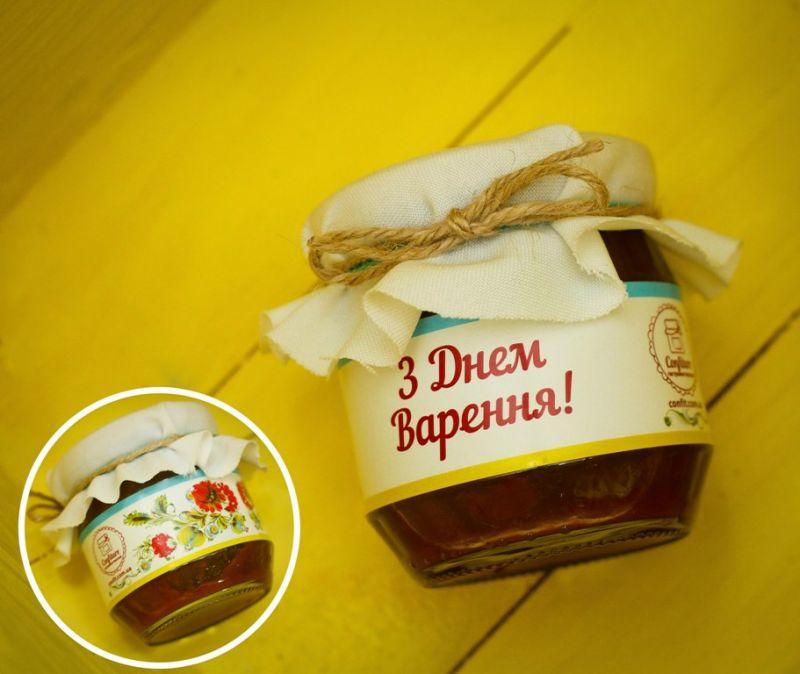 Конфитюр варенье в подарок