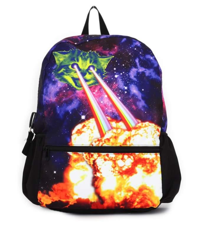 Рюкзаки с рисунком 3d дорожные сумки петербург к