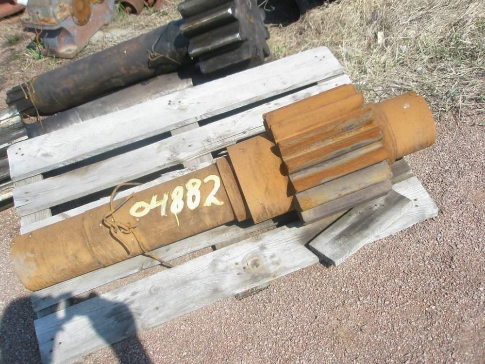 Вал-шестерня ЭКГ z16,m18 ч. 1080.20.402