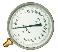 Манометр, мановакуумметр и вакуумметр для точных измерений типов МТИ и ВТИ