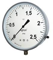 Манометр, вакуумметр и мановакуумметр показывающий МП-5