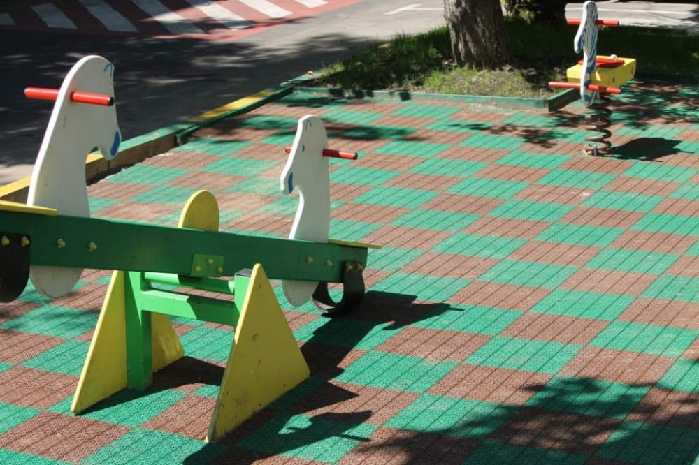 Купить Покрытие для детских площадок СТЭП