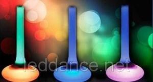 "Buy LED decorative lamp ""MAGIC DROP RGB"" DeLux"