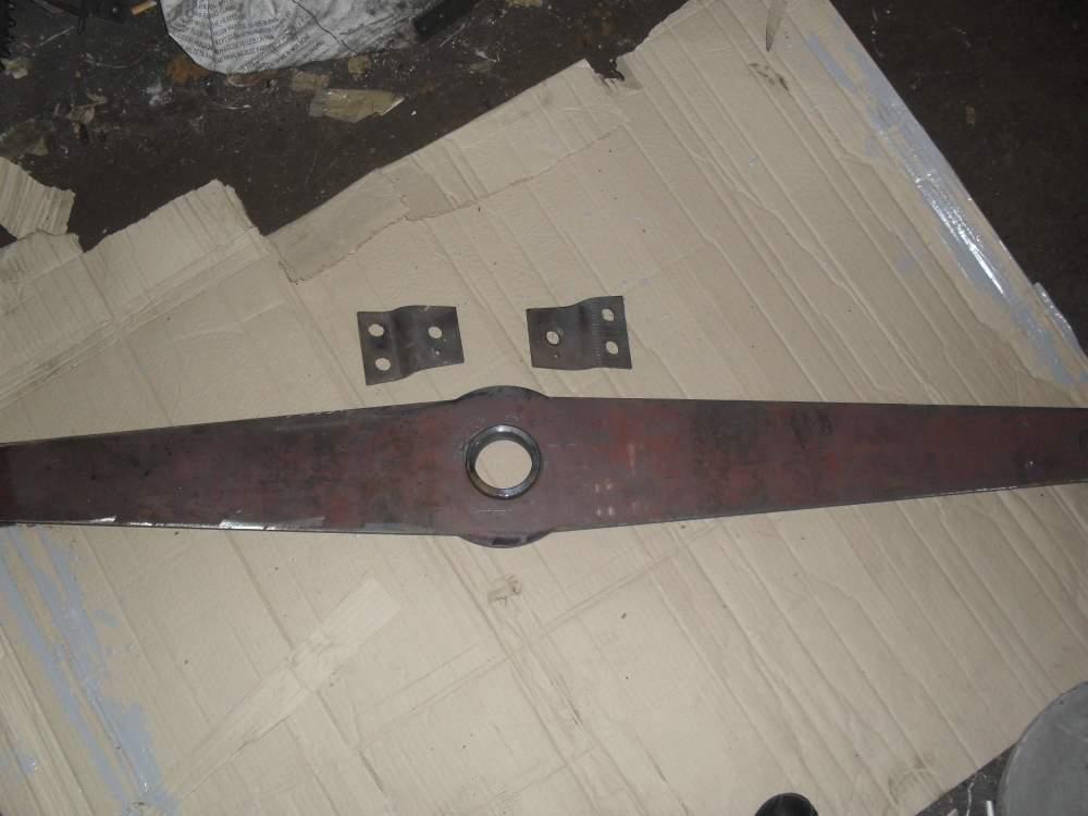 Кулиса жатки или привод ножа