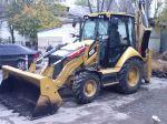 Buy Excavator loader of JCB 3CX and JCB 4CX rent. Services of the excavator in Kiev